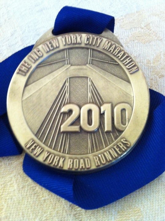 The 2010 ING New York City Marathon – Part 2