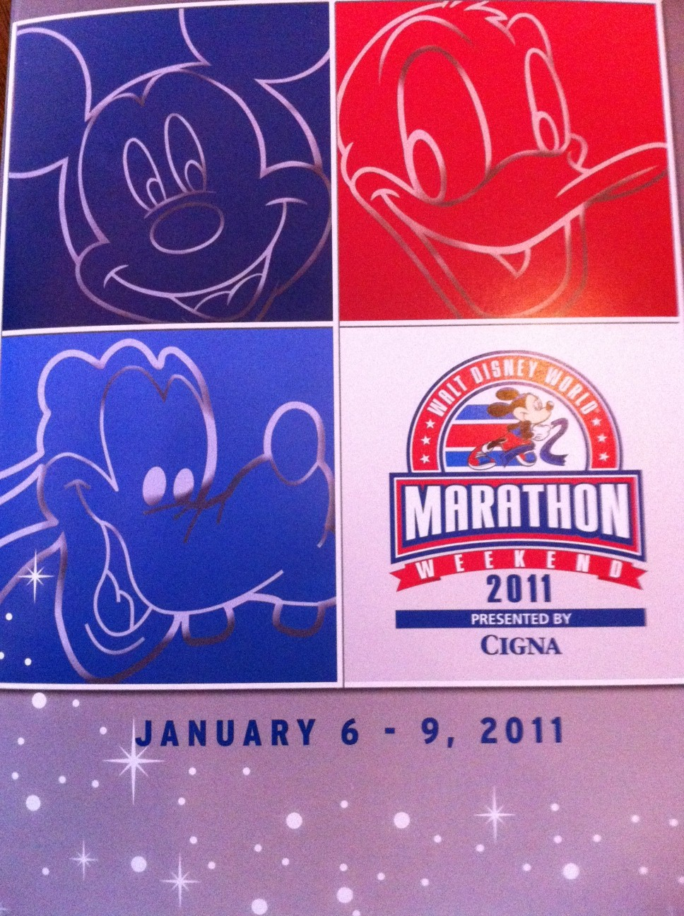 My Second Post For WDW Radio Running Disney: Ya Gotta Start Somewhere…