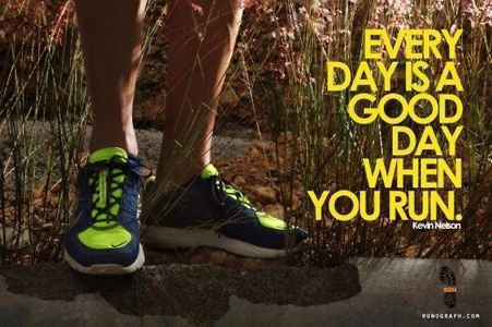 Something to Think About As You Run ThisWeekend…